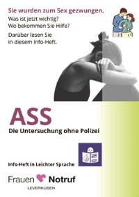 ASS Info-Heft in leichter Sprache